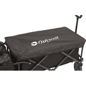 Outwell Maya - Carretillas y carros de transporte - negro